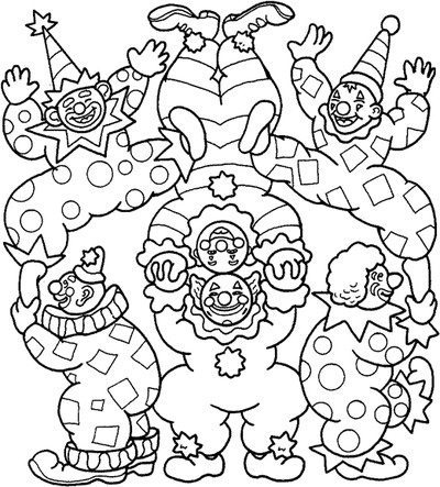 Coloriage Carnaval Martinique.Coloriage Carnaval Maternelle